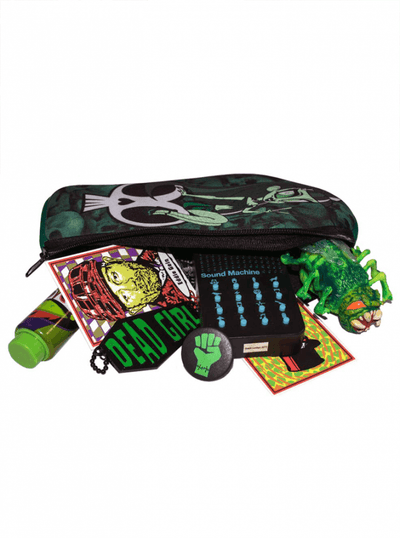 "Women's ""Dead Girl"" Coffin Pouch by Kreepsville 666 (Black) - www.inkedshop.com"