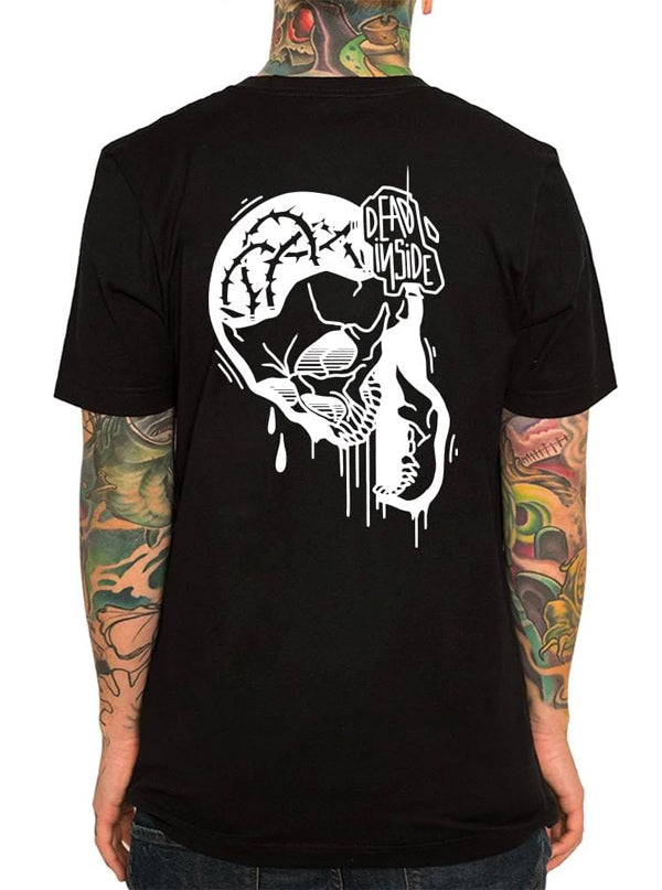 Men's Dead Inside Tee by InkAddict