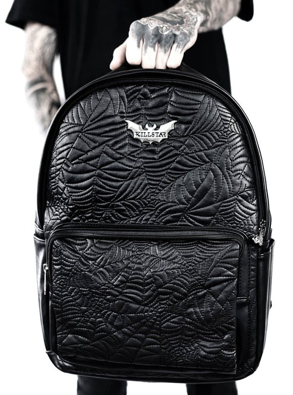 Death Rawk Backpack by Killstar