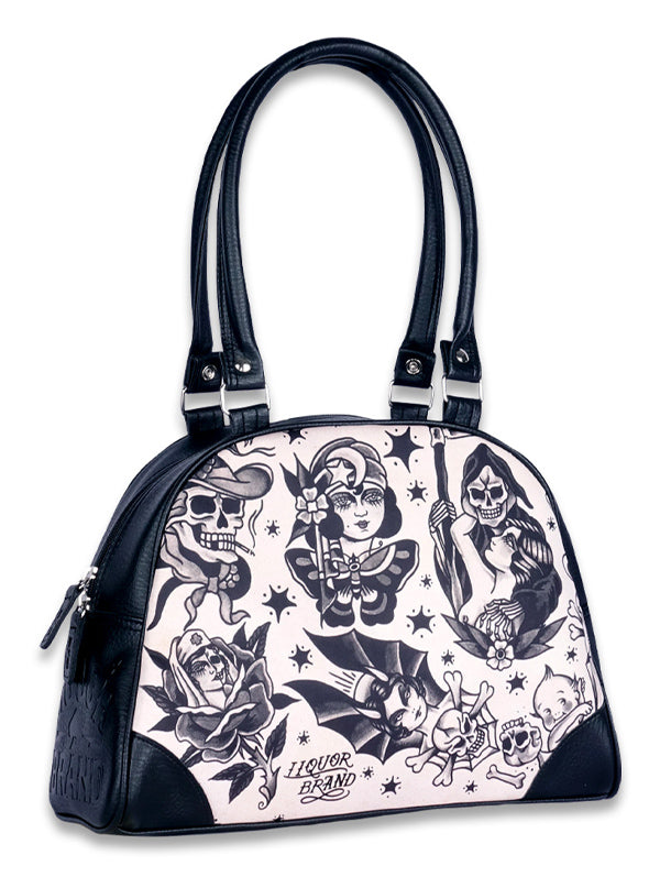 Deathflash Bowling Bag by Liquorbrand