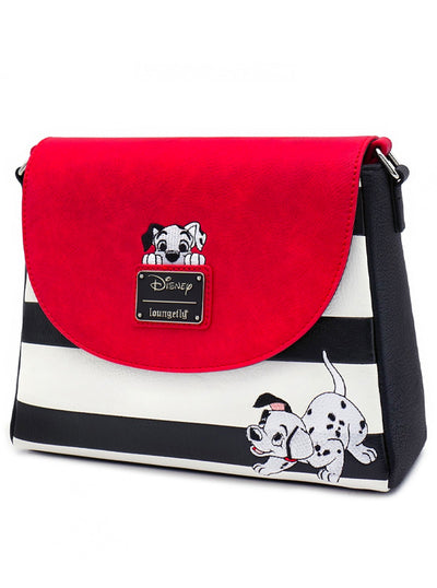 Disney: 101 Dalmatians Cross Body Bag by Loungefly
