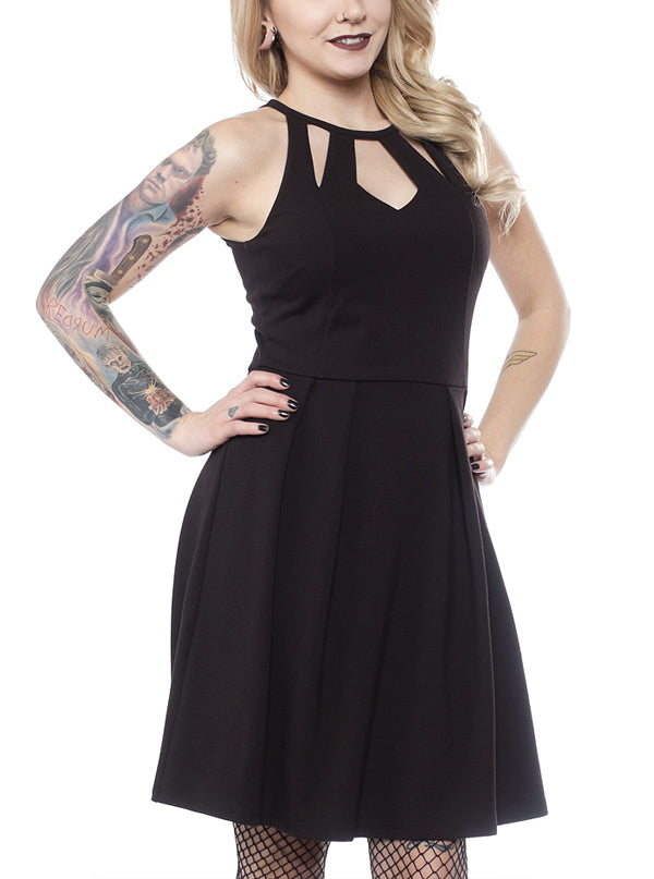 Women's Diamond Little Black Dress by Sourpuss