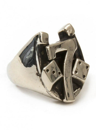 "Men's ""Lucky Dice"" Ring by Aileyan (More Options) - www.inkedshop.com"