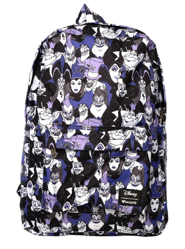 Disney Villains Backpack by Loungefly