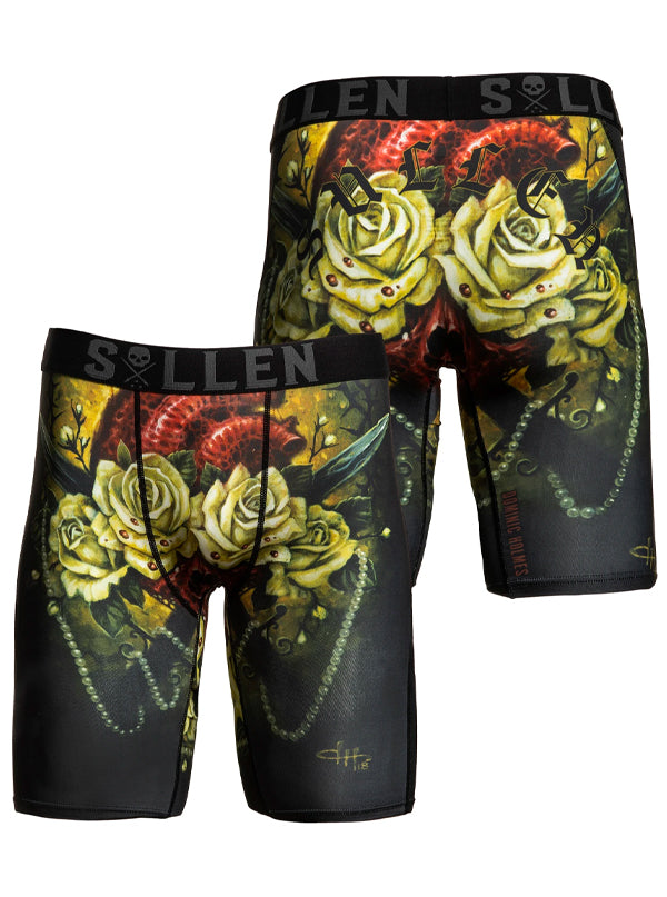 Men's Dominic Holmes Boxers by Sullen