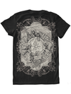 "Men's ""Doom Sayers"" Tee by Fortune Killer (Black) - www.inkedshop.com"