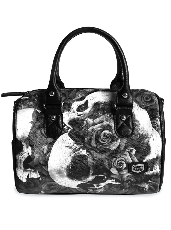 Women's Doomed Handbag by Liquorbrand