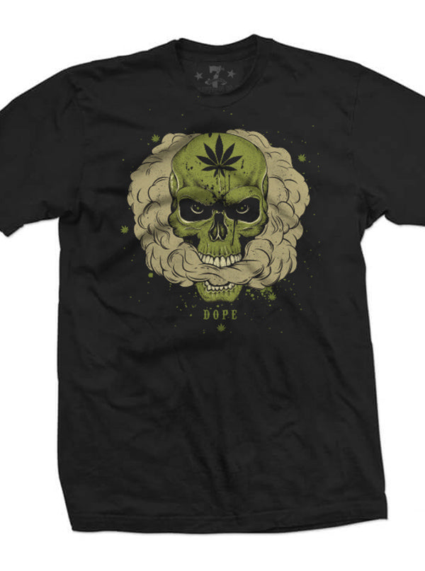 Men's Dope Skull Tee by 7th Revolution