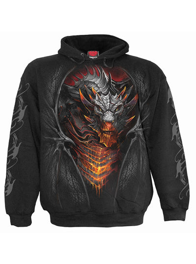 Men's Draconis Hoodie by Spiral USA