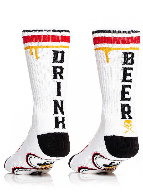 Draft High Socks by Sullen