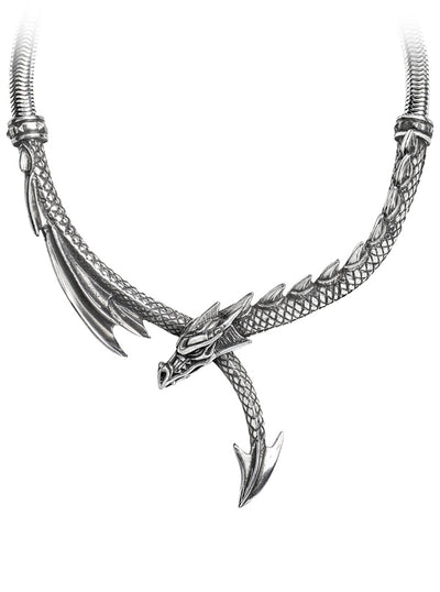 Dragons Lure Necklace by Alchemy of England