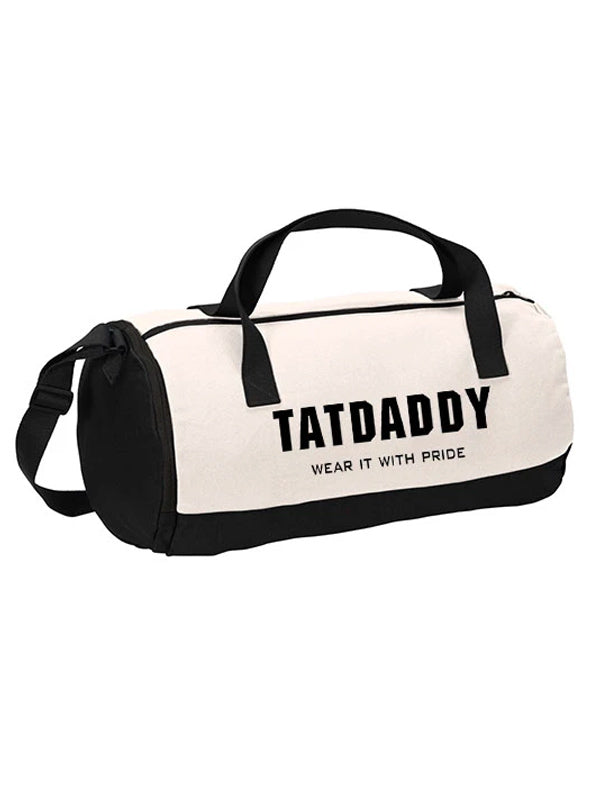 Wear It With Pride Duffle Bag by Tat Daddy