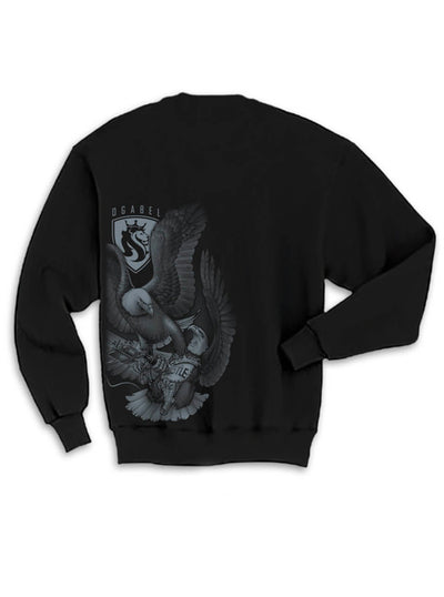 Men's Tat Eagles Crewneck by OG Abel