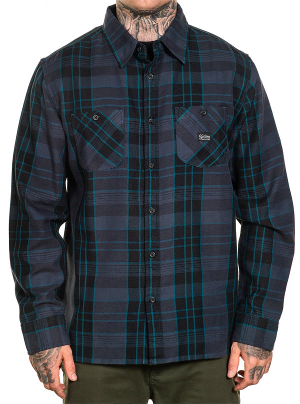 Men's Electric Flannel by Sullen