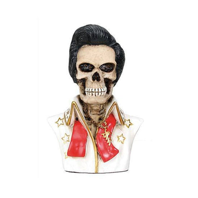 Elvis Skeleton Bust by Summit Collection - InkedShop - 1
