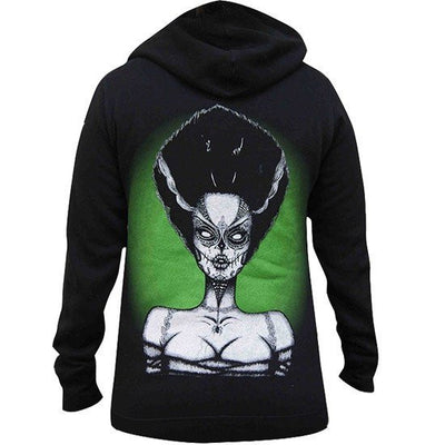 Women's Dead Bride Hoodie by Lowbrow Art Company - InkedShop - 1