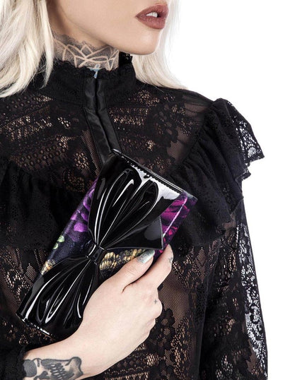 """Esmeralda"" Wallet by Killstar (Black)"