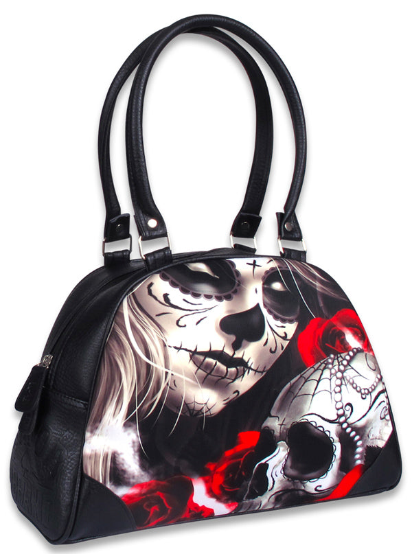 Women's Eternal Bliss Bowler Bag by Liquorbrand