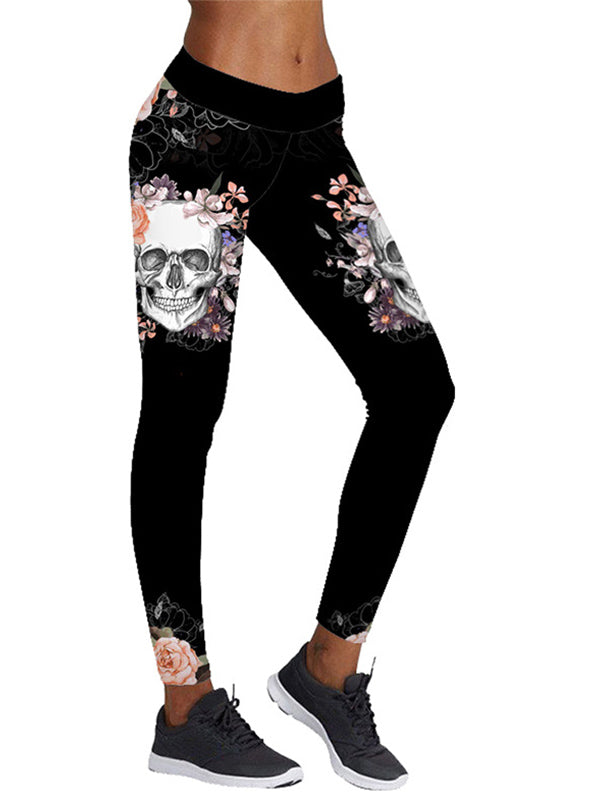 Women's Eternal Skull Leggings