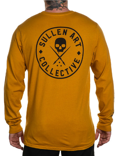 Men's Ever Long Sleeve Tee by Sullen