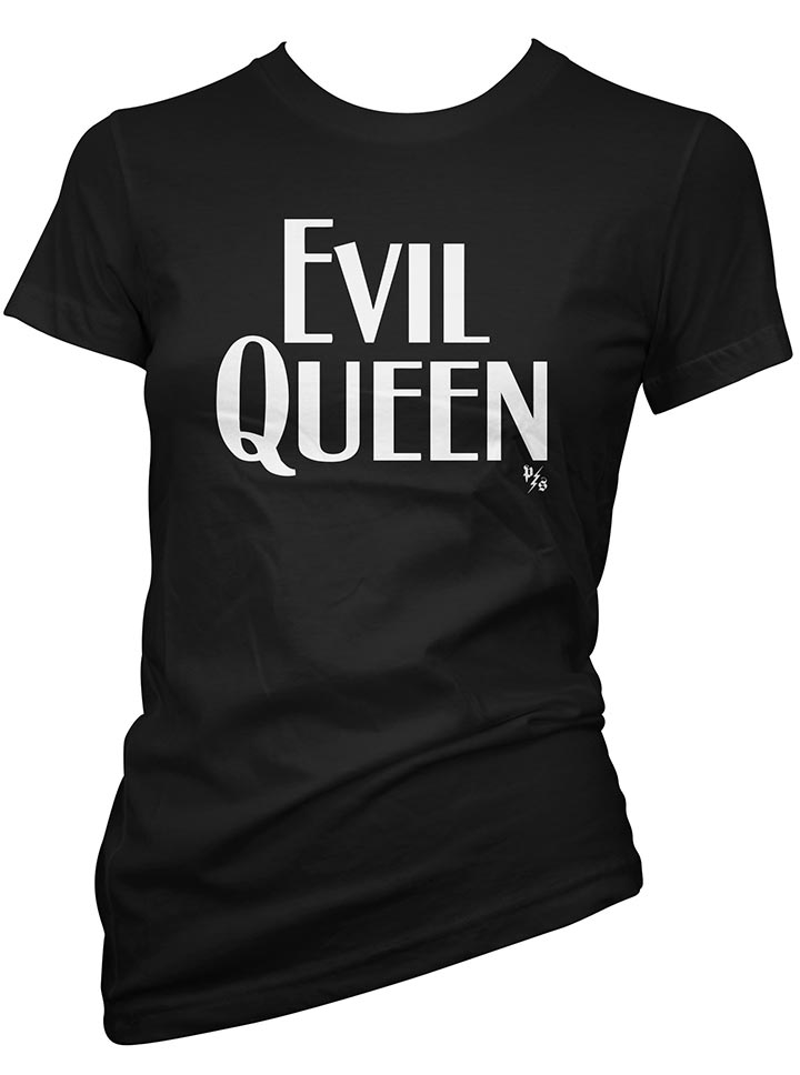 Women's Evil Queen Tee by Pinky Star