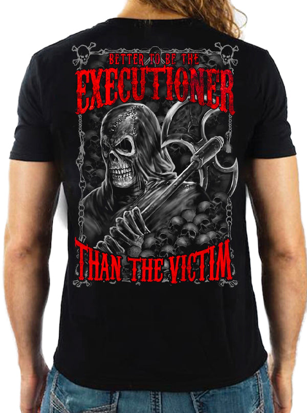 Men's The Executioner Tee by Lethal Threat
