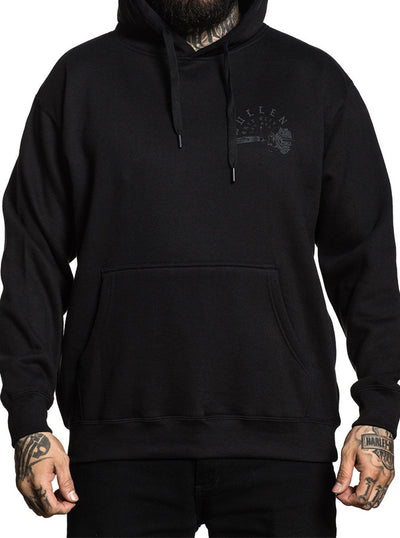 Men's Eye For An Eye Hoodie by Sullen