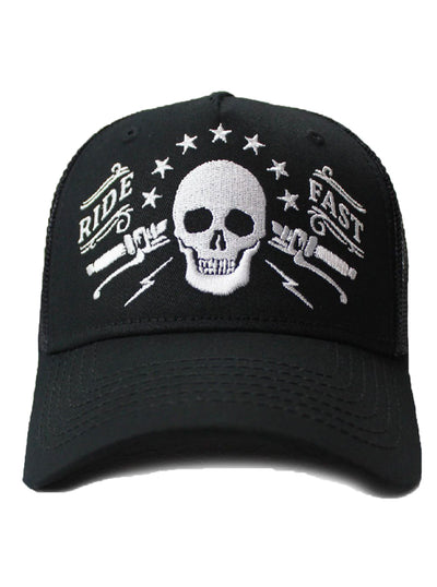 Ride Fast Hat by Lethal Threat