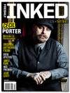 Freshly Inked Magazine Vol. 5, Issue 1 Featuring Cecil Porter - www.inkedshop.com