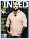 Freshly Inked Magazine Vol. 4, Issue 6 Featuring Josh Payne - www.inkedshop.com