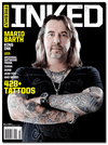 Freshly Inked Magazine Vol. 2, Issue 1 Featuring Mario Barth - InkedShop - 1