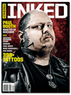Freshly Inked Magazine Vol. 1, Issue 4 Featuring Paul Booth - InkedShop - 1