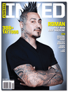 Freshly Inked Magazine Vol. 2, Issue 5 Featuring Roman - InkedShop - 1