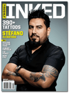 Freshly Inked Magazine Vol. 2, Issue 6 Featuring Stefano Alcantara - InkedShop - 1
