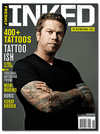 Freshly Inked Magazine Vol. 3, Issue 5 Featuring Tattoo Ish - www.inkedshop.com