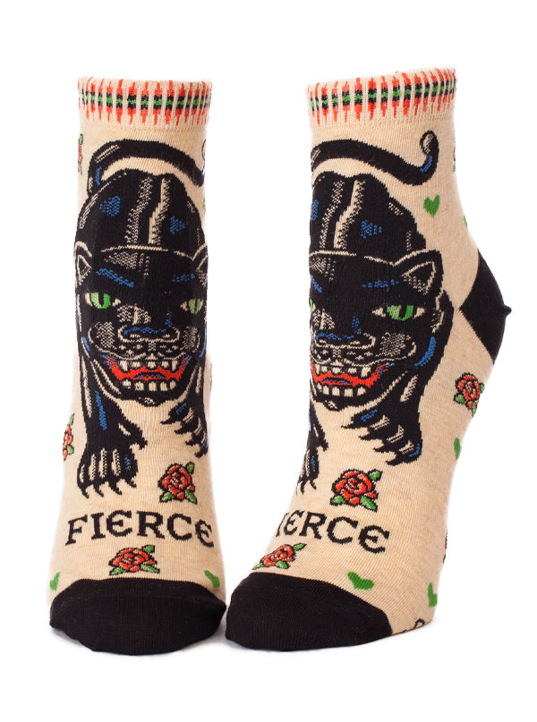 Women's Fierce Ankle Socks