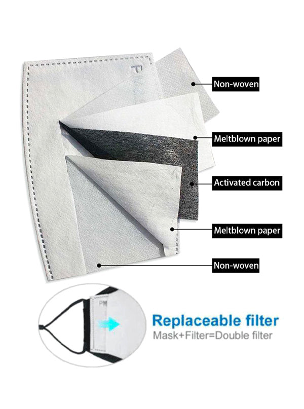 10 Pack Replaceable Filters