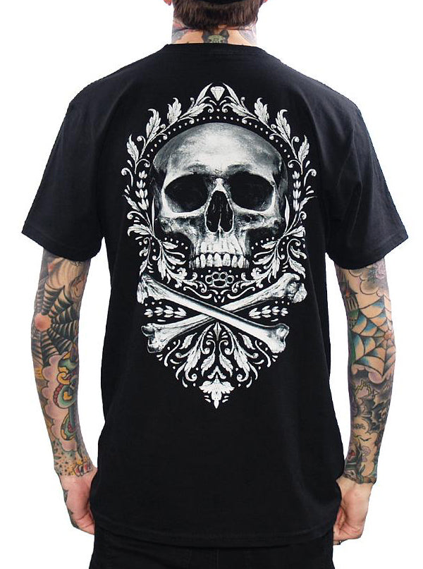 Men's Flourish of Death Tee by Skygraphx