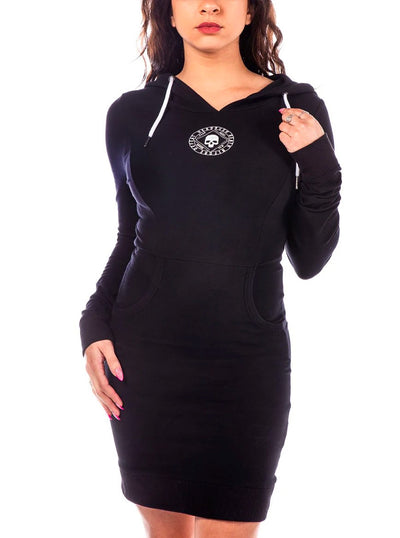 Women's In Flux Hoodie Dress by Headrush Brand