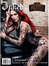 Inked Magazine Moto Edition Featuring Cervena Fox - July 2017
