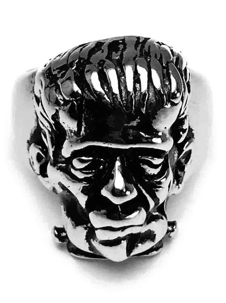 Frankenstein Ring by Gypsy Treasures