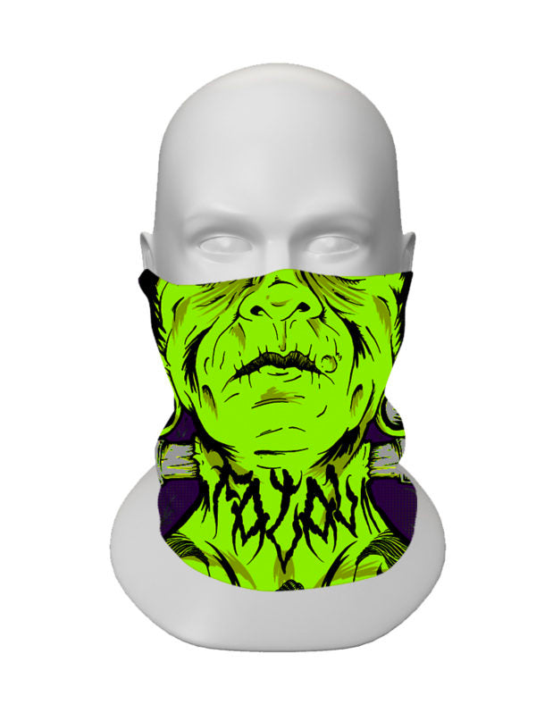 Frank Face Tube Mask by Fatal Clothing