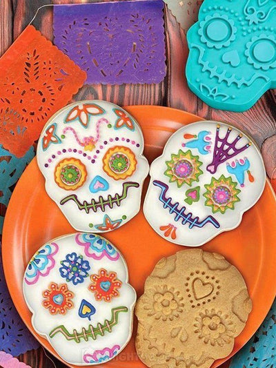 """Day of The Dead"" Sweet Spirits Cookie Cutter by Fred & Friends - InkedShop - 1"