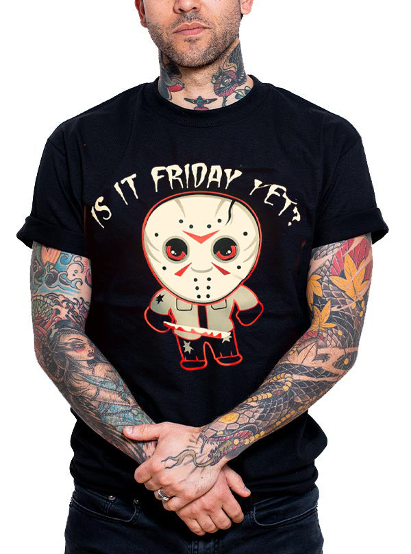 Men's Is It Friday Yet Tee by Cartel Ink
