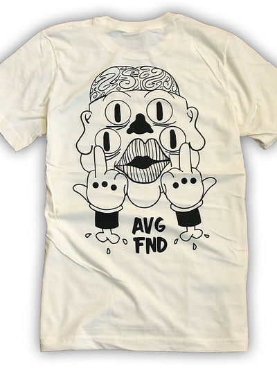 Men's FTW Tee by Average Fiend