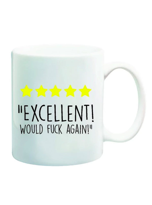 Fuck Again Giant Mug