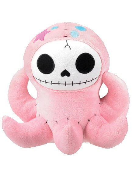 Furrybones® Octopee Plush by Summit Collection - www.inkedshop.com