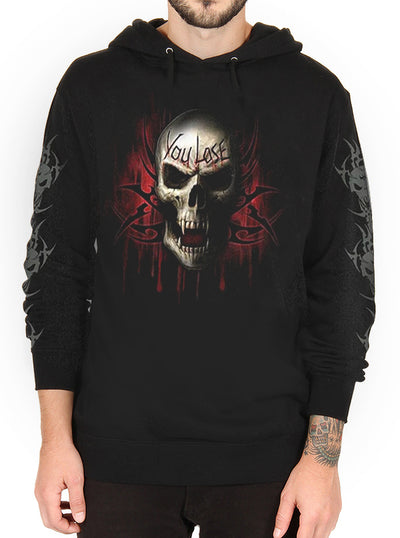 Men's Game Over Hoodie by Spiral USA