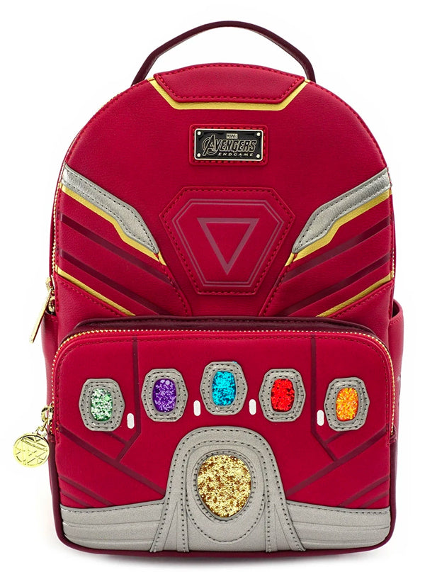 Marvel: Iron Gauntlet Mini Backpack by Loungefly