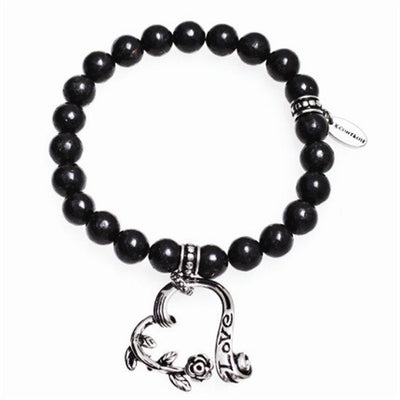 Garden Heart Beaded Bracelet by Controse - InkedShop - 3